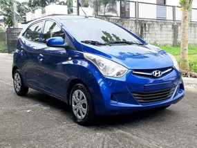 2017 Hyundai Eon GLX 1400 mileage for sale in Quezon City