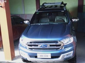 Immaculate 2016 Ford Everest 4x4 Titanium Top of the Line for sale in Romblon