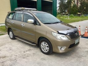 toyota Innova E diesel 2013 for sale in Pasay