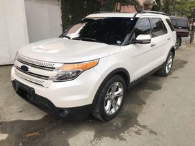 Ford Explorer 2013 for sale in Manila