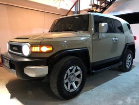 2016 Toyota Fj Cruiser for sale in Calamba
