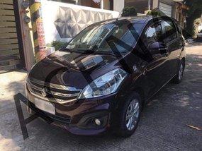 2017 Suzuki Ertiga for sale in Las Pinas