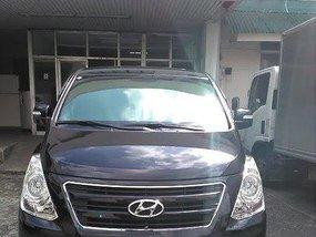 Sell Black 2017 Hyundai Grand Starex at 53179 km
