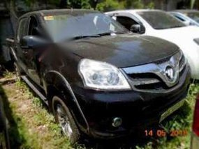 2016 Foton Thunder for sale in Bacolod