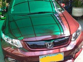 Honda Civic 2013 for sale in Manila