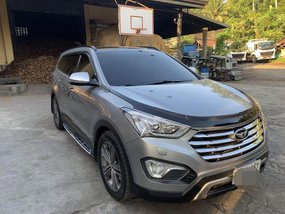 2015 Hyundai Grand Santa Fe for sale in Naga