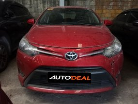 Selling Toyota Vios 2017 Sedan at 52000km in General Salipada K. Pendatun