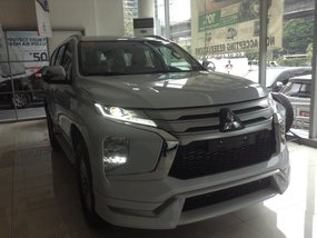 The new 2020 BNEW Mitsubishi Montero Sport for sale in Mandaluyong