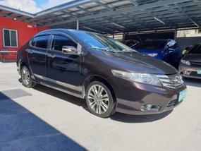 Selling Black Honda City 2013 1.5 E Automatic in Las Pinas
