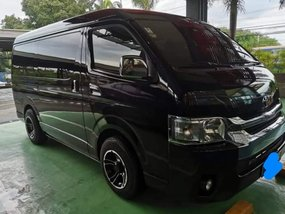For rush sale 2015 Toyota Hiace in Calamba
