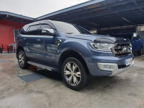 Ford Everest 2016 Titanium Automatic for sale in Las Pinas