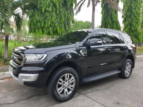 Selling Ford Everest 2017 Trend Automatic in Las Pinas