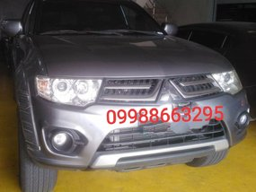 Selling Used Mitsubishi Montero 2014 in Marikina