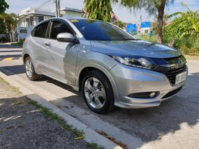Selling Silver Honda Hr-V 2016 Automatic Gasoline