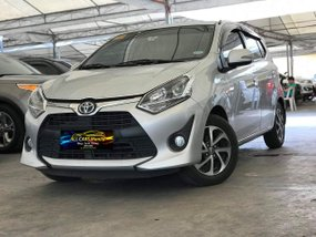 2018 Toyota Wigo 1.0G AT for sale in Makati