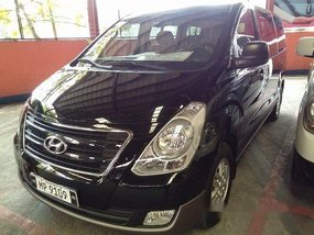 Black Hyundai Grand Starex 2016 Automatic Diesel for sale