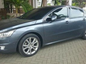 Used Peugeot 508 2013 for sale in Manila