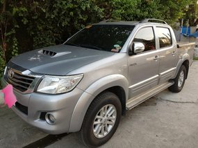 2015 Toyota Hilux for sale in Antipolo