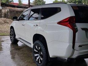 2nd-Hand Mitsubishi Montero Sport 2016 for sale in Marikina