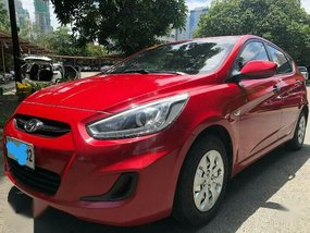 Selling Hyundai Accent 2015 Hatchback in Quezon City