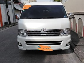 Used Toyota Hiace 2012 for sale in Caloocan