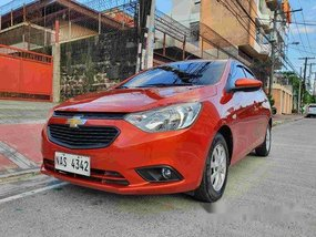 Selling Orange Chevrolet Sail 2017 at 26000km in Manila