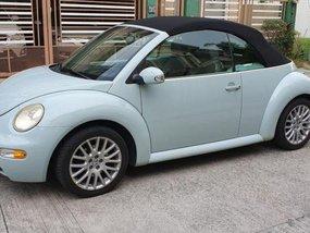 Used 2004 Volkswagen Beetle Convertible in Manila