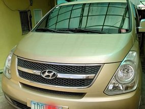 Used Hyundai Starex 2012 for sale in Quezon City