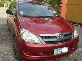Used Toyota Innova 2007 Manual Gasoline for sale in Manila