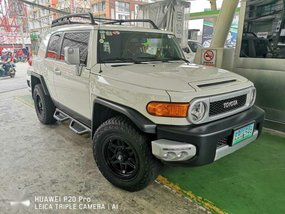 Used Toyota Fj Cruiser 2014 for sale in Manila