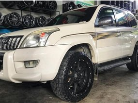 Used Toyota Land Cruiser Prado 2007 for sale in Marikina