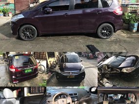 Used Suzuki Ertiga for sale in Quezon City