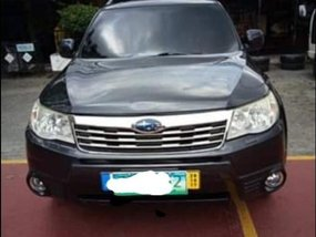 Used Subaru Forester 2010 for sale in Quezon City