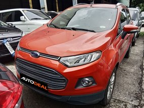 Used Ford Ecosport 2017 Automatic Gasoline for sale in Quezon City