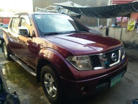 Used Nissan Navara 2008 for sale in Mandaue