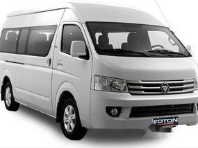 2019 Foton View for sale in Batangas