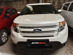 Selling Ford Explorer 2015 SUV/MPV in Quezon City