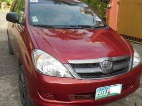 2007 Toyota Innova for sale in Las Pinas
