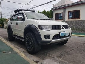 Used Mitsubishi Montero 2011 for sale in Biñan