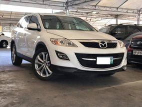 Used Mazda CX-9 AWD 2011 Automatic Gas for sale in Makati