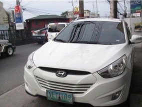 2010 Hyundai Tucson for sale in Marikina