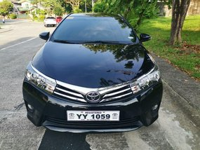 Used Toyota Corolla altis 2016 for sale in Manila