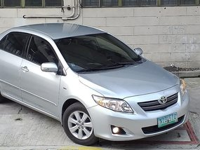 2010 Toyota Corolla Altis for sale in Mandaluyong
