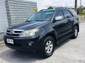 2006 Toyota Fortuner 4x2 G Turbodiesel Automatic for sale in Caloocan