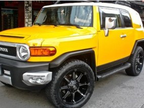 2014 Toyota Fj Cruiser for sale in Marikina
