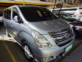 Selling Silver Hyundai Grand Starex 2013 in Quezon City