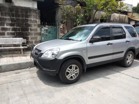 2nd-hand Honda Cr-V 2002 for sale in Manila