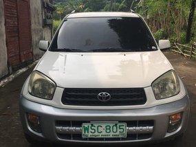 Toyota Rav4 2001 for sale in Marikina