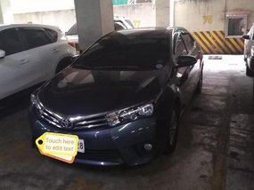 2019 Toyota Corolla Altis for sale in Quezon City