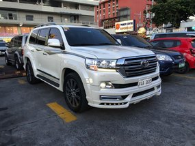 Used Toyota Land Cruiser 2017 for sale in Pasig